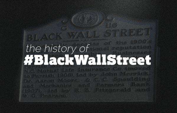 Black Wall Street | OneUnited Bank