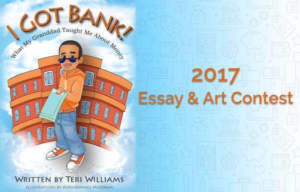 2017 I Got Bank Essay & Art Contest | OneUnited Bank