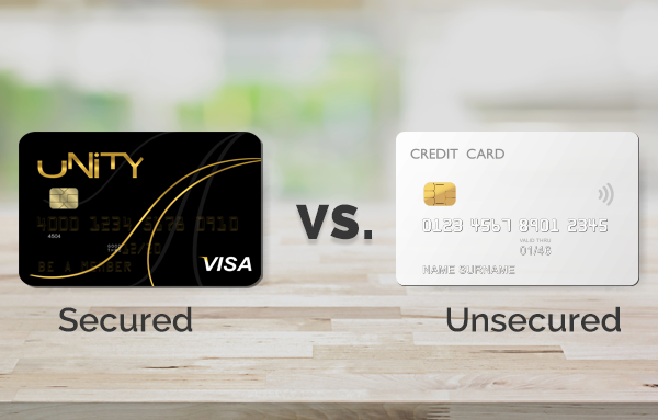 Unsecured vs. Secured | OneUnited Bank