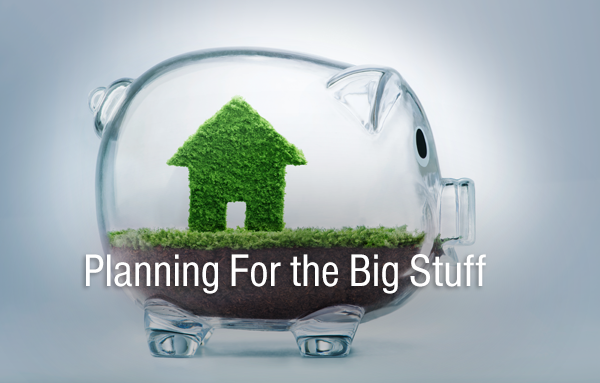 Planning for the Big Stuff | OneUnited Bank