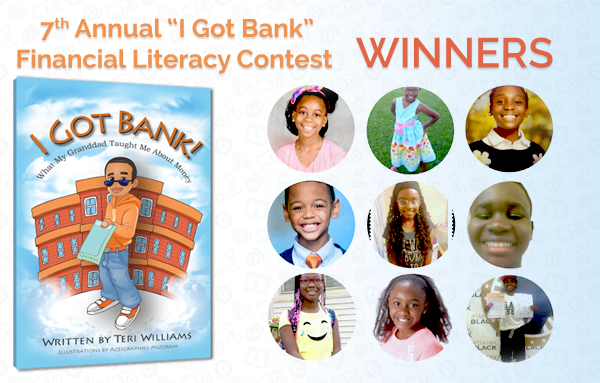 7th Annual I Got Bank Contest Winners | OneUnited Bank