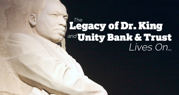 Legacy of Dr King | OneUnited Bank