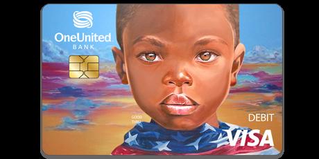 The Doonie Visa Debit Card | OneUnited Bank