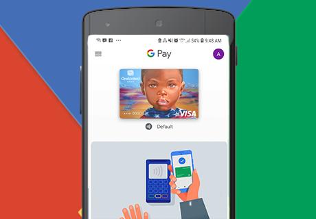 Google Pay   OneUnited Bank