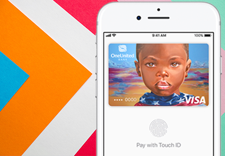 Apple Pay   OneUnited Bank
