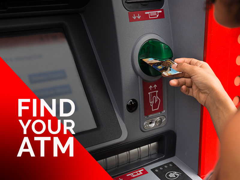 Find Your ATM | OneUnited Bank