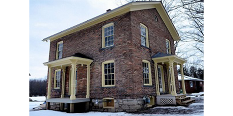Harriet Tubman's House | OneUnited Bank