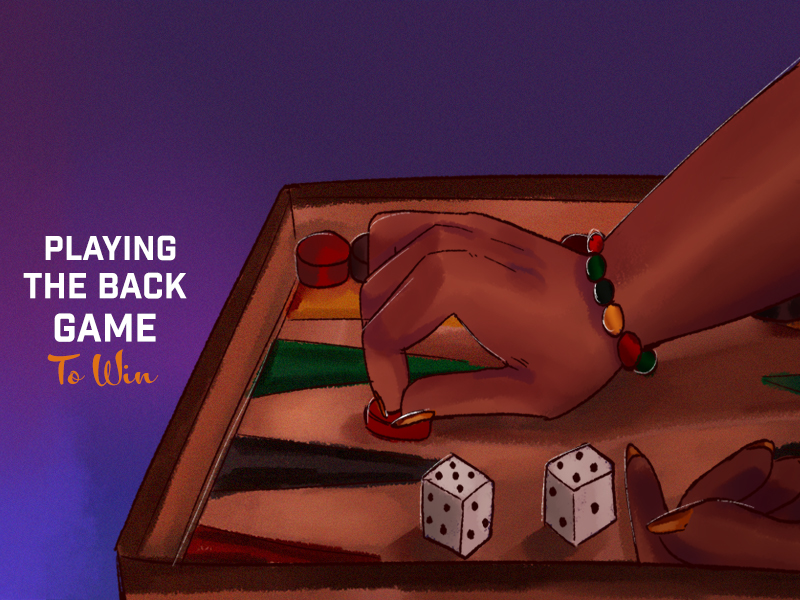 Playing the Back Game | OneUnited Bank