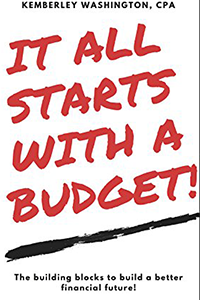 Image: It all starts with a Budget! Book