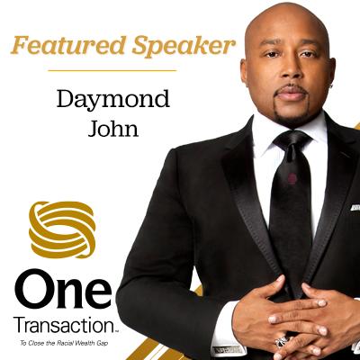Featured Speaker - Daymond John